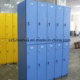 Casiers bleus normaux faits sur commande de couleur pour l'élève
