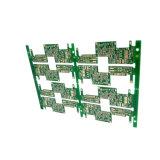 4 Schicht-Vorhänge begraben über Schaltkarte-Ausrüstungs-elektronische Bauelemente