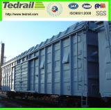 Coche de tragante abierto ferroviario; Material rodante ferroviario; Carro de tragante abierto de China