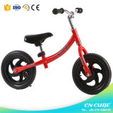 2017よい価格はペダル空気タイヤが付いている子供のバイクの鉄骨フレームのバランスのバイクを卸し売りしない