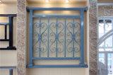 Balcón residencial de acero galvanizado decorativo 30 que cercan con barandilla de la alta calidad de Haohan