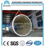 O painel acrílico transparente e da espessura forneceu da fábrica do fabricante feita em China