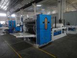 Máquina de dobramento do papel de alta velocidade de Tissu