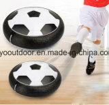 De veilige LEIDENE van de Macht van de Lucht van de Pret licht-Omhooggaande Bal van het Voetbal hangt de Bal van het Voetbal