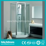 Erstklassiges Sectorial Shape Shower Enclosure mit Tempered Glass (SE330N)