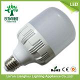 T80 E27 20W 2835 Lâmpada LED com alumínio fundido