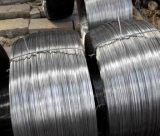 Fil d'acier doux/fil acier du carbone/fil de Galfan