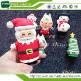 5200mAh Weihnachtsmann Energien-Bank USB-Aufladeeinheits-bestes Weihnachtsgeschenk