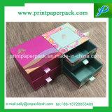 Reciclable crear el rectángulo para requisitos particulares de papel rígido con la maneta de la cinta
