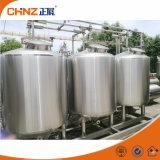 ステンレス鋼のWodelyによって使用されるビール醸造所CIPのクリーニングシステム