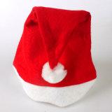 주문 크리스마스 양말 견면 벨벳 크리스마스 모자