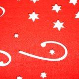 3mm u. 5mm Polyester Placemat für Tischplatte-und Weihnachtsdekorationen