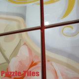 Azulejo decorativo moderno para el suelo/los azulejos interiores del modelo del suelo de Pasillo