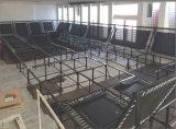 Parque ginástico interno do Trampoline com tamanho personalizado