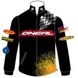 Оптовая изготовленный на заказ куртка для случаев гонки