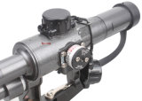 Espaço ótico ampliado 4X durável tático Riflescope do atirador furtivo da caça do tiro do sistema ótico 4X24 Svd Dragunov do vetor com o Reticle de Svd do plano focal do punho