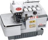 Modèle Fit737f-Bk de point de forme d'interpréteur de commandes interactif de 3 d'amorçage machines à coudre d'Overlock
