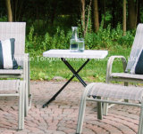Type neuf Personal&#160 ; 3 hauteurs Adjustable&#160 ; Table&#160 ; Métal Bar&#160 ; Supporter-Blanc