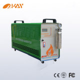 machine en aluminium de soudeuse de gaz d'hydrogène de l'oxygène de 600lph 2kwh