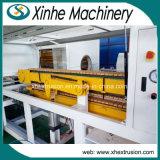 Extrusão plástica da placa de painel da porta que faz a linha de produção da máquina/linha da extrusão