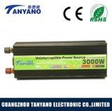 充電器3000W 12V 110V/220Vの造りのUPS機能インバーター