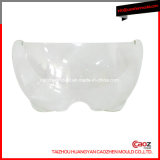 Molde de Visor de Capacete de Motocicleta de Alta Qualidade / Plástico