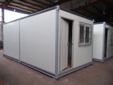 Cofre e durável 20ft Container House para Office Camp School