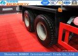 8X4 6X4 25 de Kubieke Vrachtwagen van de Tanker van de Levering van de Stookolie van Meters