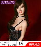 人のためのベストセラーの新しいデザイン158cmシリコーンの人形の性の人形