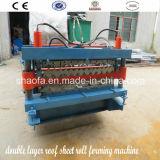 Rodillo de la capa doble que forma la máquina (AF-D840/900)