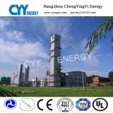 Завод поколения Ar N2 O2его разъединения газа воздуха Asu