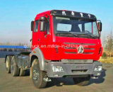 420HP BEIBENのトラクターのトラックヘッド、BEIBENのトラック