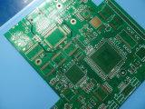 El PWB con diferencial empareja el oro de la inmersión de la impedancia en programa del PLC