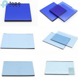 Vidro manchado 4mm-12mm / Float Float Glass Ford Blue Color (C-MB)
