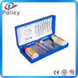 고품질 수영풀 물 시험 장비, pH/Cl Tefill 병