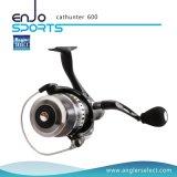 Filatura selezionata del pescatore la nuova/ha riparato la bobina dell'attrezzatura di pesca della bobina (cacciatore 600 del gatto)