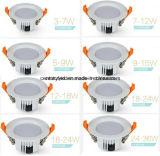 Iluminación 8inch 24W SMD LED Downlight del siglo para las decoraciones