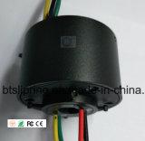 中国の工場からの穴のスリップリングを通って内部の穴12.7mm 15A