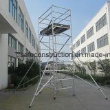 Het veilige SGS Overgegaane Aluminium van de Steiger voor Decoratie