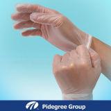 Устранимый порошок перчаток экзамена PVC & порошок освобождают