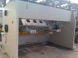Hydraulische Eisen-Platten-Guillotine-scherende Maschine/Eisen-Blatt-metallschneidende Maschine