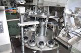 Завалка пробки машинного оборудования алюминиевые и машина запечатывания