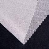 Interlinings fundível tecido feito malha elástico para o revestimento