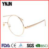 Antique сплава высокого качества Ynjn рамка Eyewear Unisex круглая