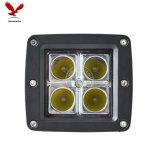 차 트럭과 지프를 위한 12W LED 차 빛 차 램프 크리 사람 칩 LEDs