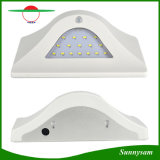 16 LED Solar Power Sensor Wall Light Sécurité Motion Weatherproof Outdoor Lamp
