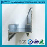Libérer le bon profil de porte de guichet en aluminium des prix de moulage avec différentes couleurs