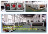 Vier Rollen-Bett-Blatt-industrielle Bügelmaschine/Wäscherei-Trockner Ironer Maschine (YPA)