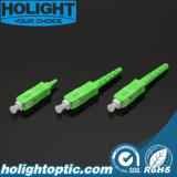 光ファイバコネクターキットSc APCの緑