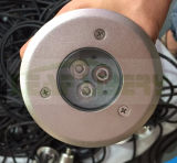 바다 측 수중 이용된 316의 LED 수중 빛